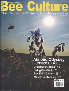Bryant (2012) Article in Bee Culture Mag